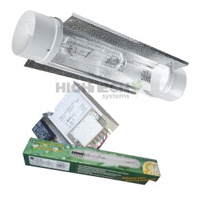 KIT 750W Cooltube s odtahem...